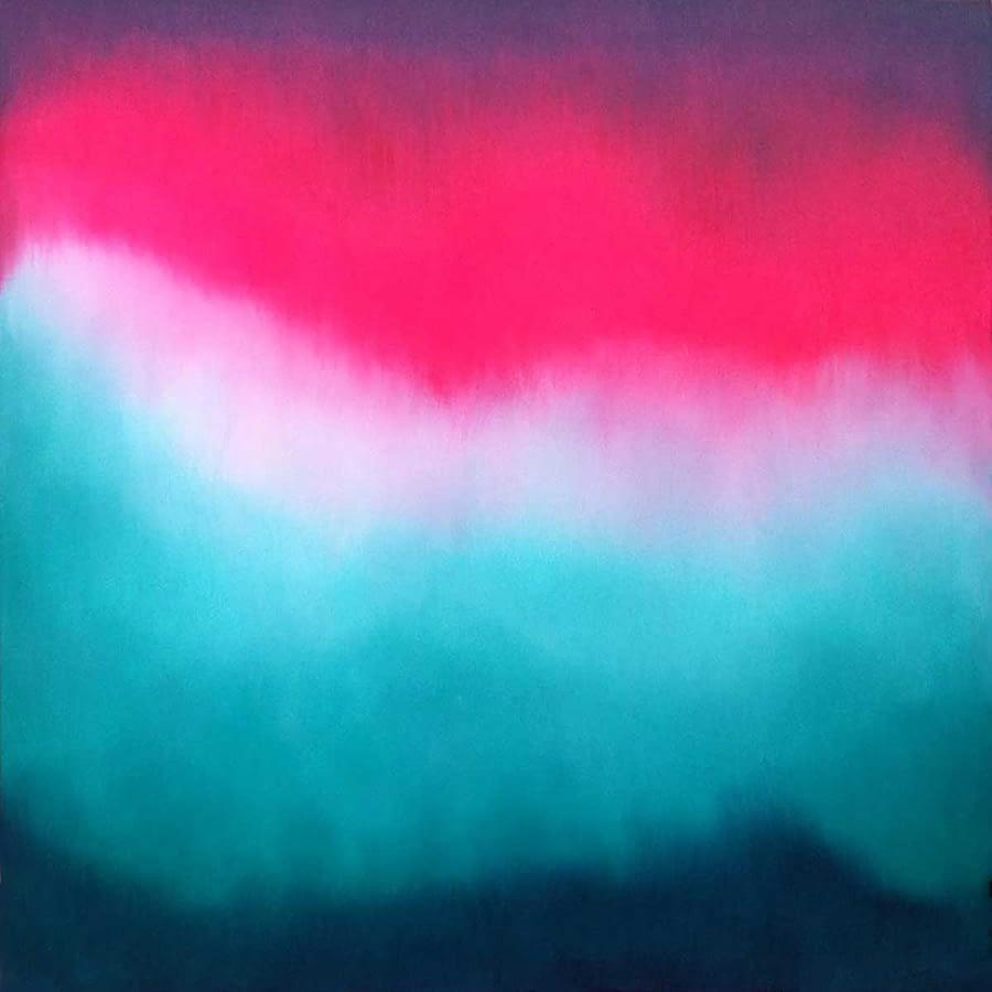 color field painting schweigen