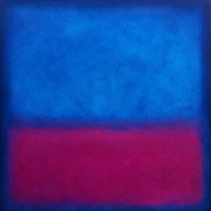 blue-magenta-color-field-painting