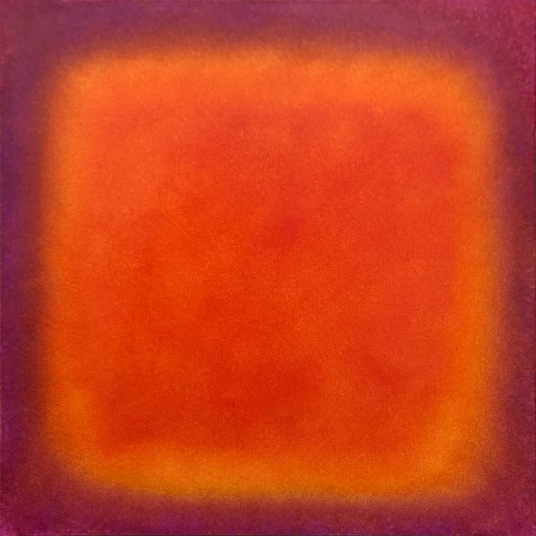 orangered in magenta border