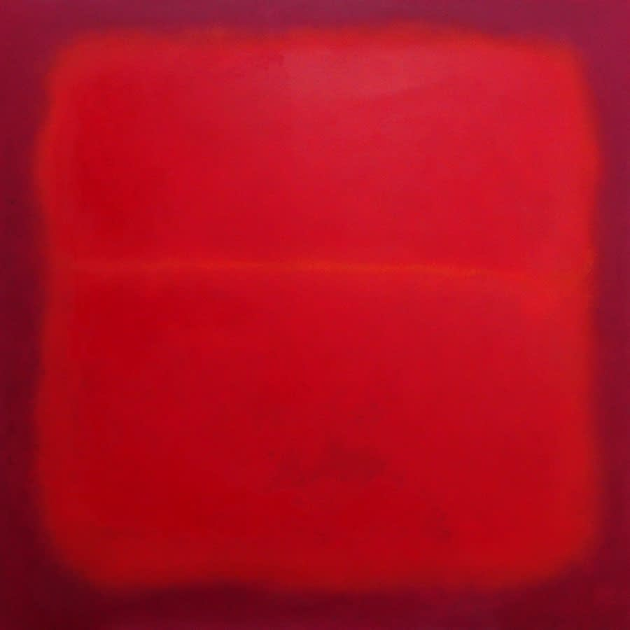 red-on-red | 2011 | 150 x 150cm