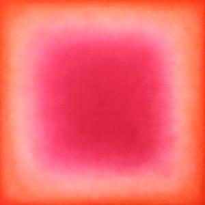 pink magenta on orange