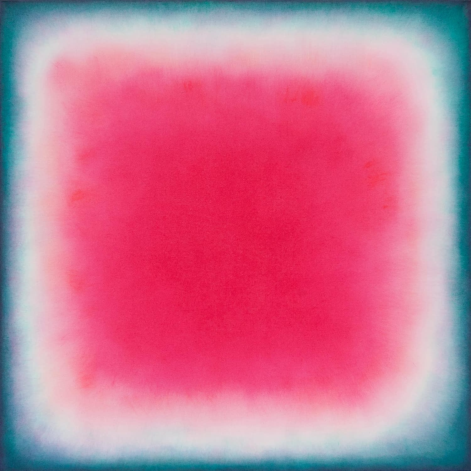 watermelon | 2020 | oil on canvas | 100 x 100 cm