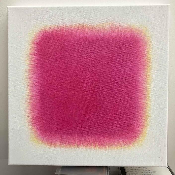 Stanko | oil on canvas | 2019 | 30 x 30