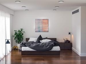 Orange Flow Room View