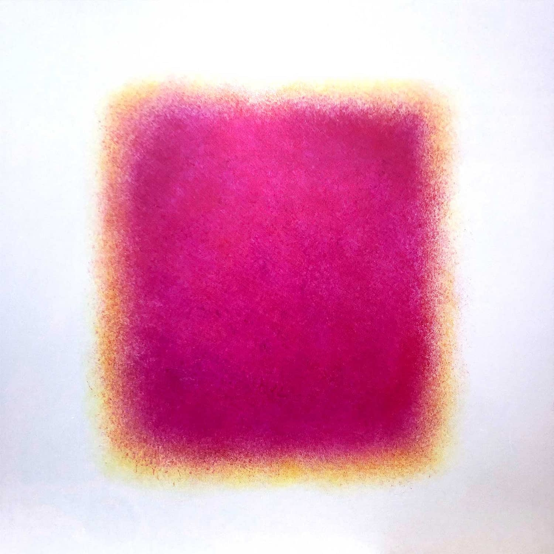 purple-magenta-yellow-border